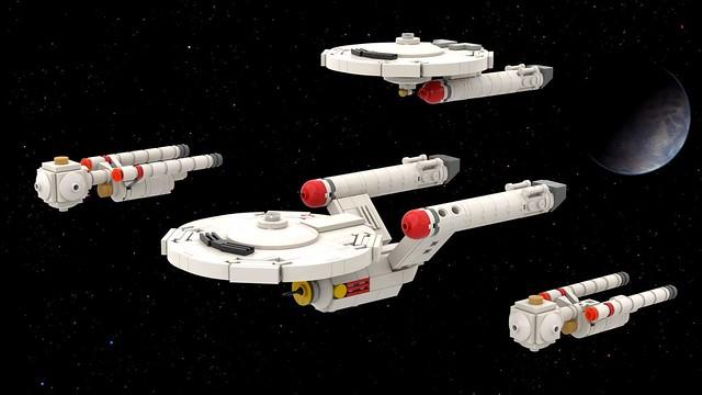 Federation Convoy