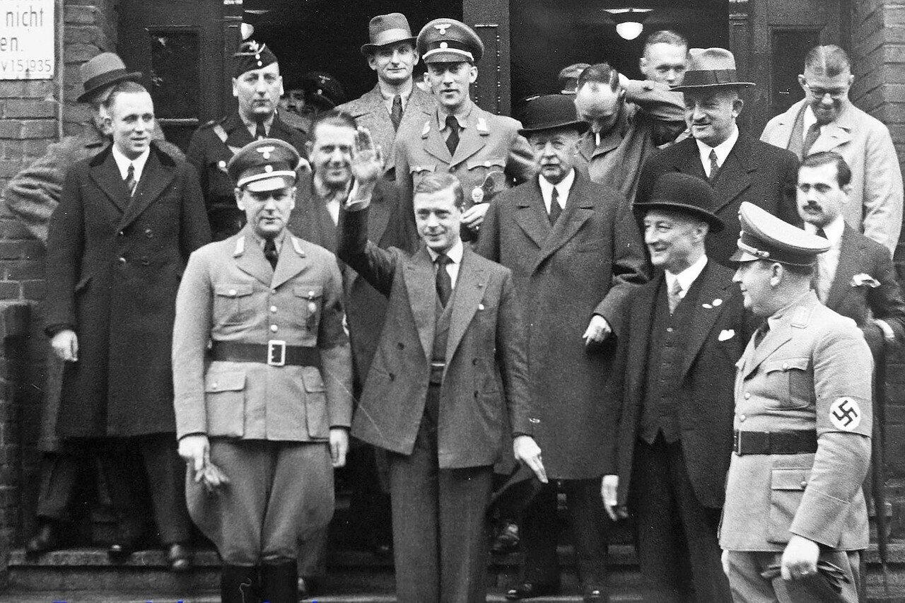 Герцог Винзорский прибыл в Берлин