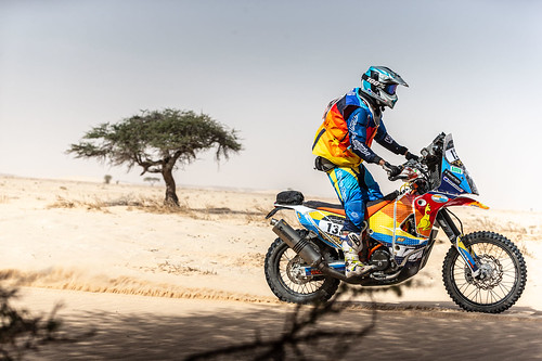 Africa Eco Race 2020 - Stage 6