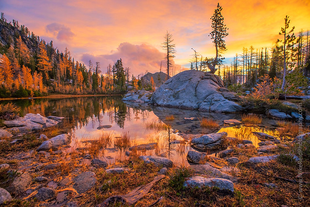 Alpine Lakes Memories