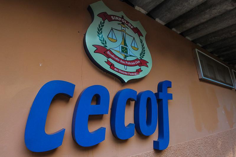 Centro de Condicionamento Físico - CECOF