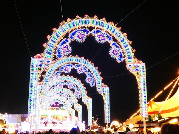 arches de lumière