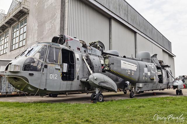 AgustaWestland Sea King HAS6 - ZD630 & ZG816 - DSoAE