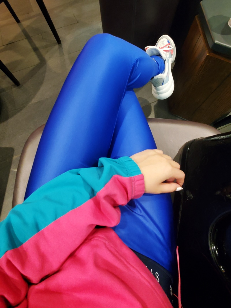 80s style Adidas outfit