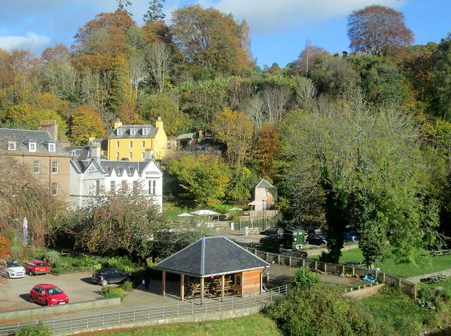 Dunkeld hotels, hills, Perthshire