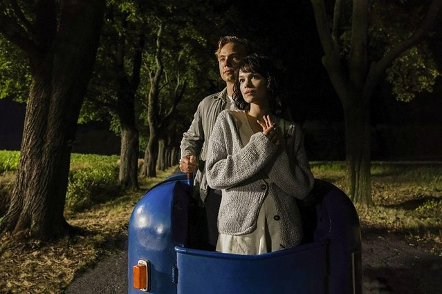 """The movie poster & stills of Germany movie """" Traumfabrik"""" will be launching on Feb 14, 2020 in Taiwan."""