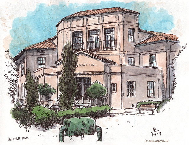 Hart Hall UC Davis