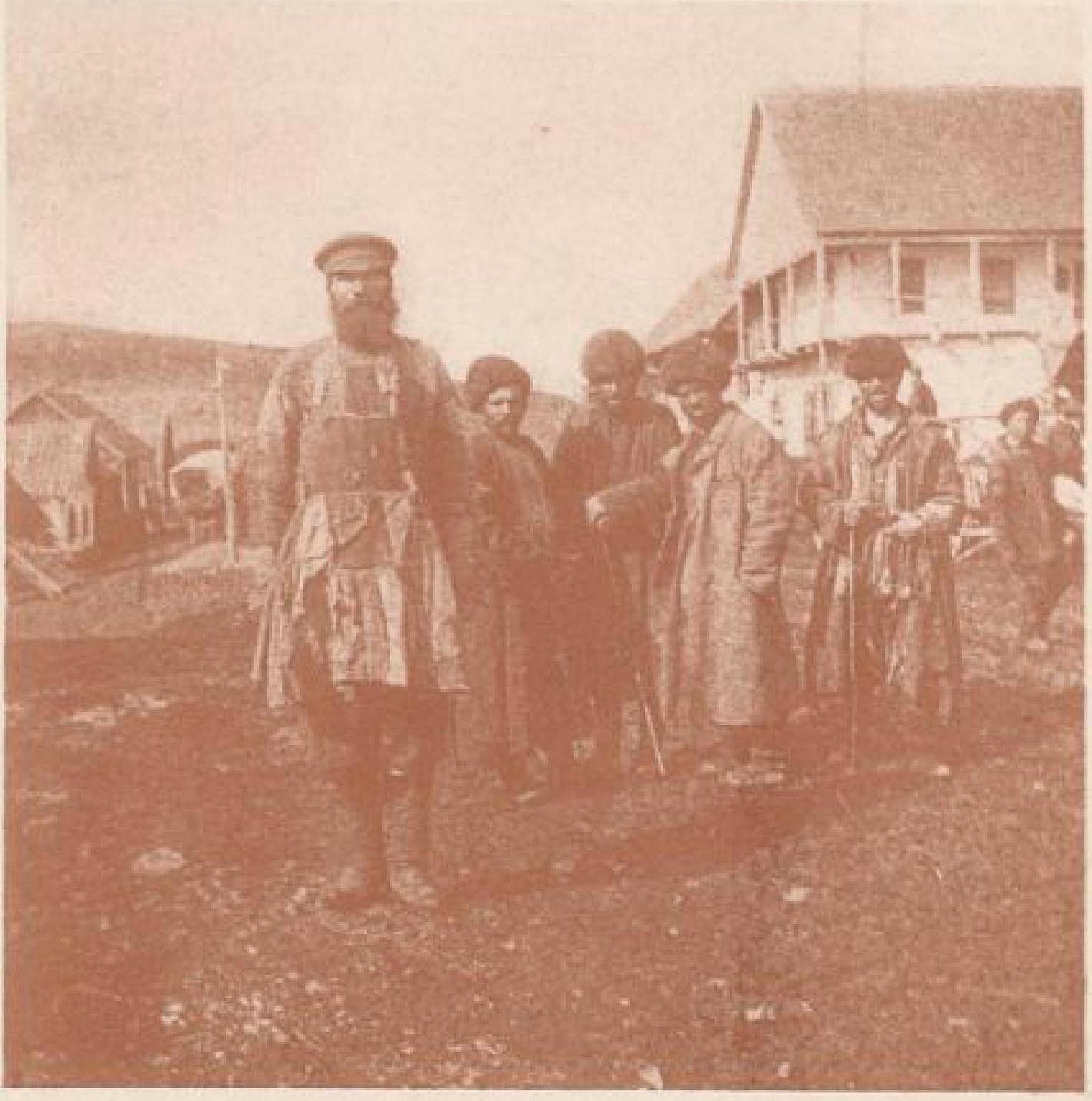 10. Малоканская деревня. Севан. 25 октября 1897