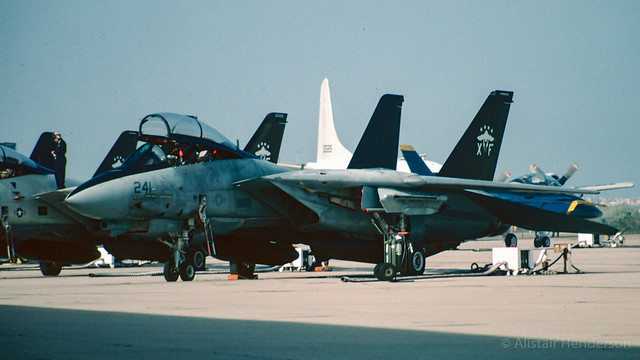 Point Mugu F-14 XF-241
