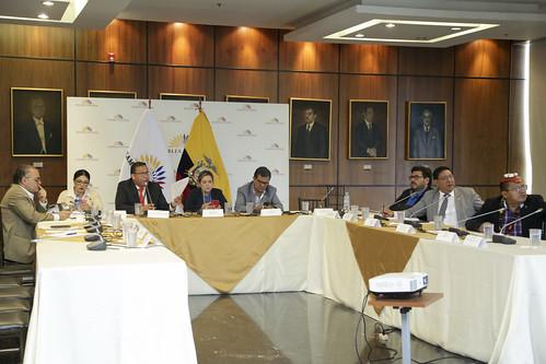 SESIÓN DE LA COMISIÓN DE FISCALIZACIÓN. QUITO, 13 DE ENERO 2020