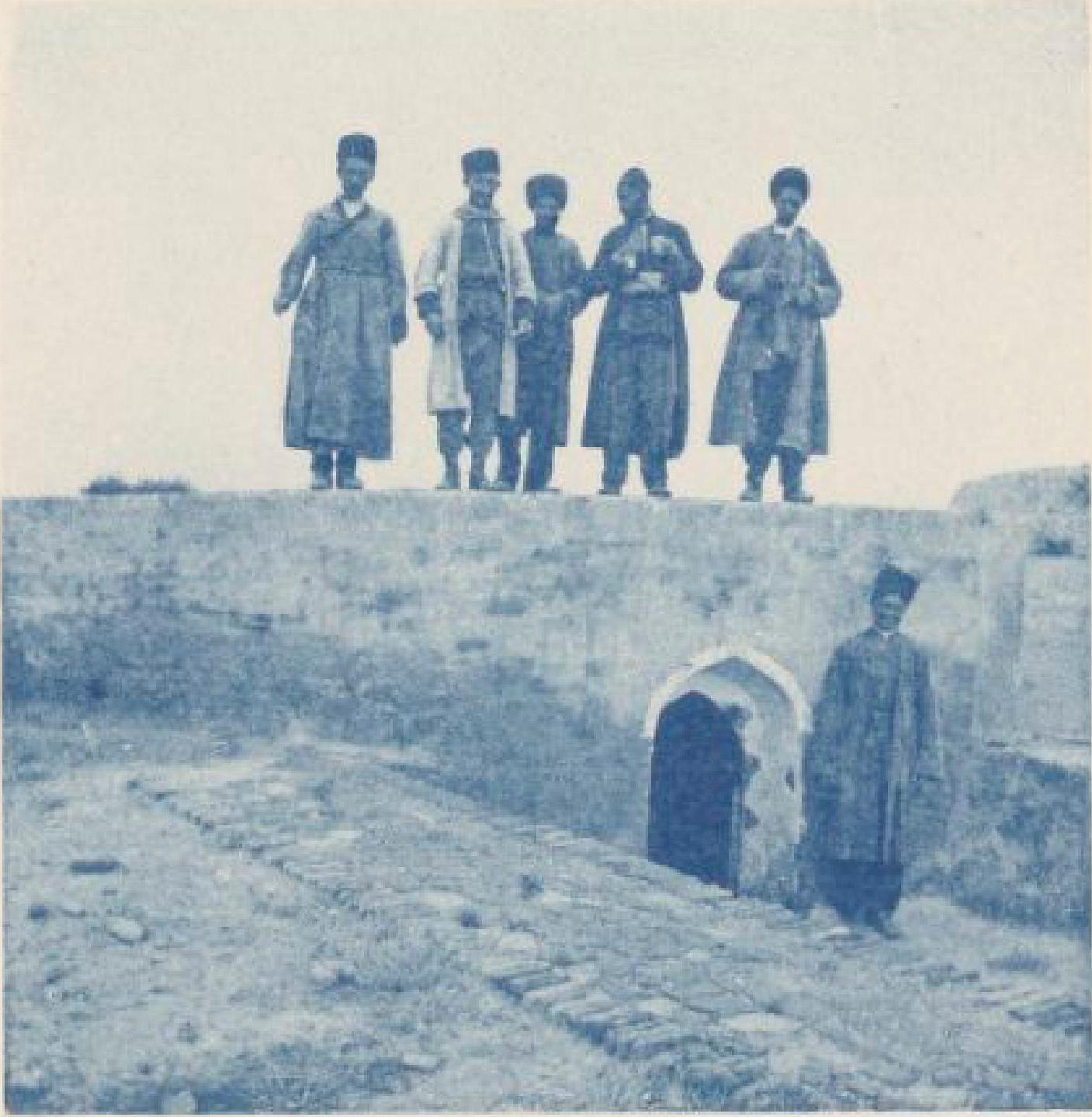 18. Нахичивань. Могила Ноя, 2-3 ноября 1897