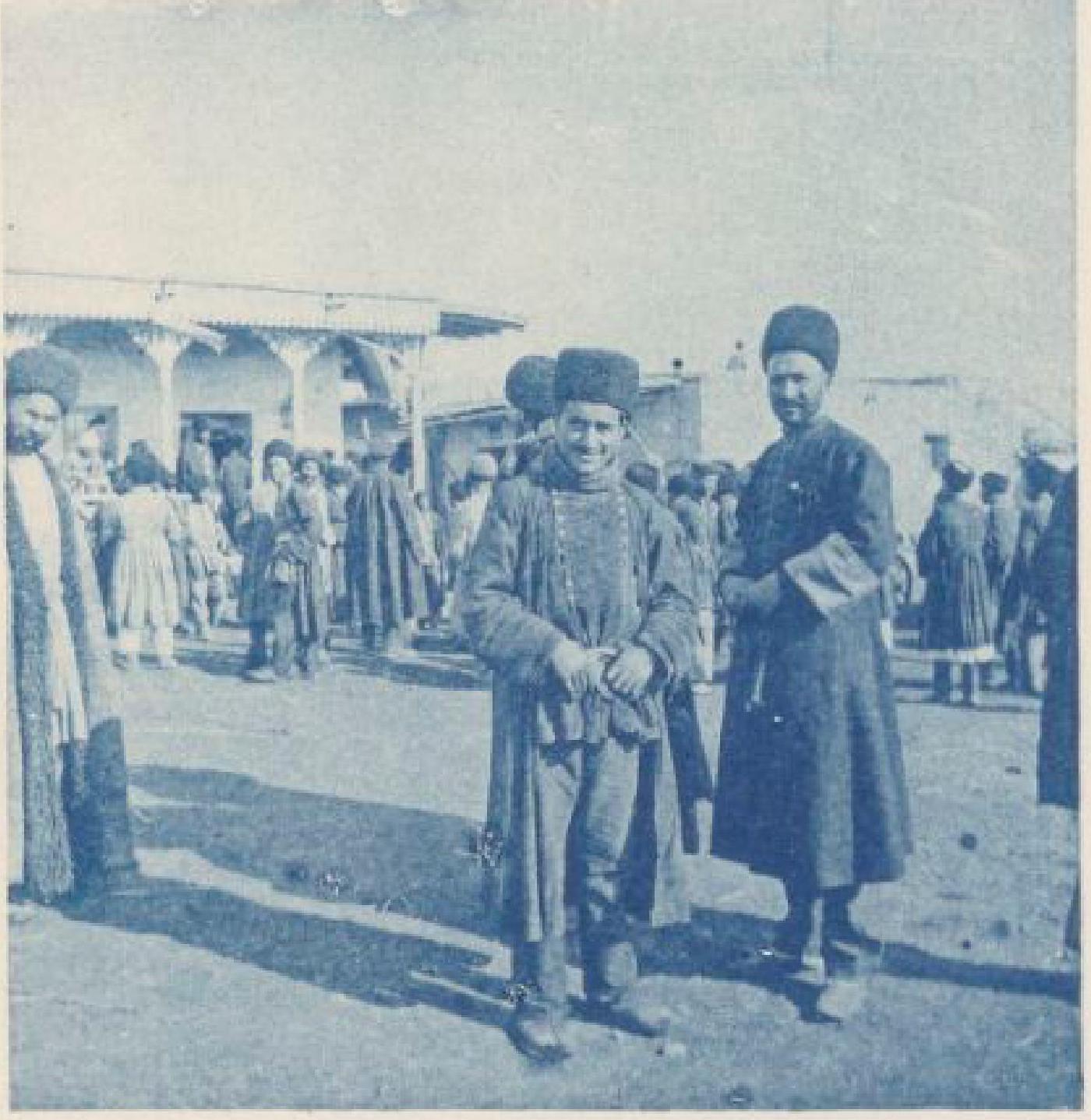 17. Нахичивань. Уличная сцена, 2-3 ноября 1897