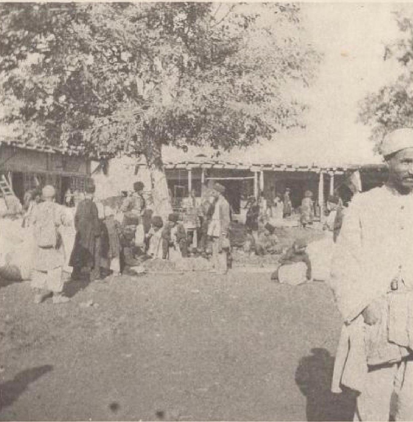 16. Нахичивань. На рынке, 2-3 ноября 1897
