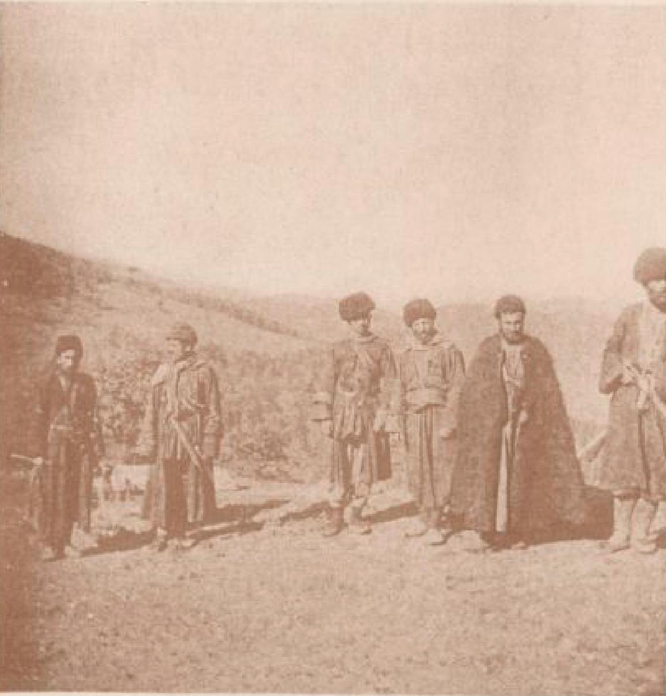 07. Чубучлы. Армянские крестьяне. 24 октября 1897