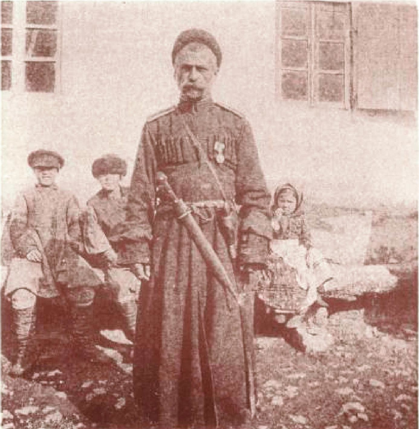 03. Дилижан. Казак. 23 октября 1897