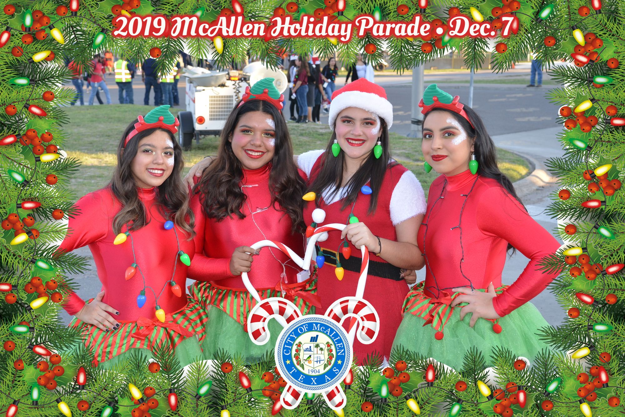 McAllen Holiday Parade December 7, 2019 – Gallery 1