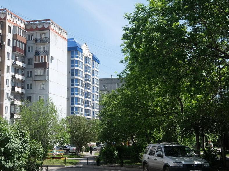 Новокузнецк - Улица Запорожская