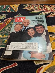 Mon, 01/13/2020 - 8:46pm - VIntage TV Guide, January 7-13, 1984  This week I did a project, and watched the Prime Time line-up from Jan 7-13 1984: www.xrayspx.com/node/465