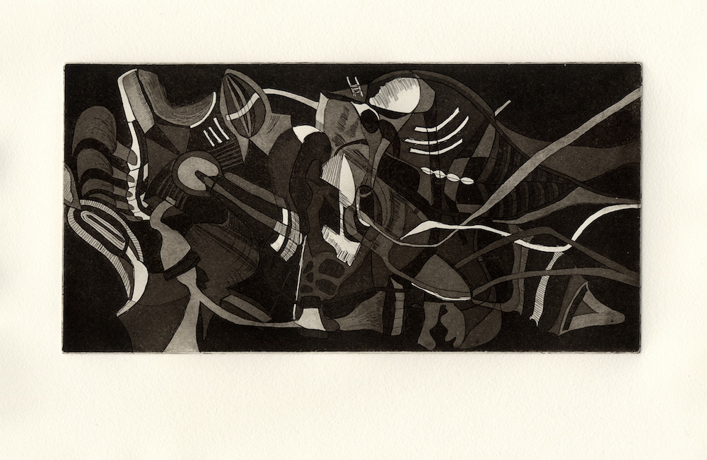 Aquatint IV