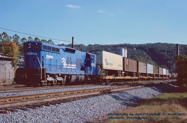 CR 6998, Allentown, PA. 10-06-1979