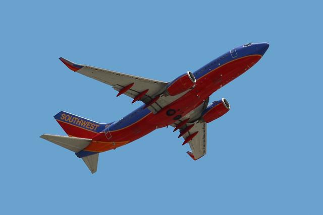2008 Boeing 737-7H4 N904WN