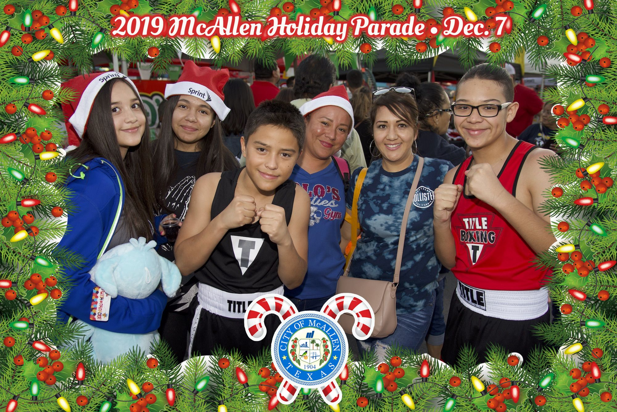 McAllen Holiday Parade December 7, 2019 – Gallery 4