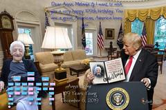 2019 1206 Anna Leone - President Trump