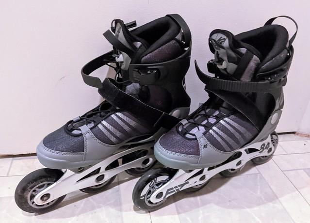 K2 Flat 84 Pro skates