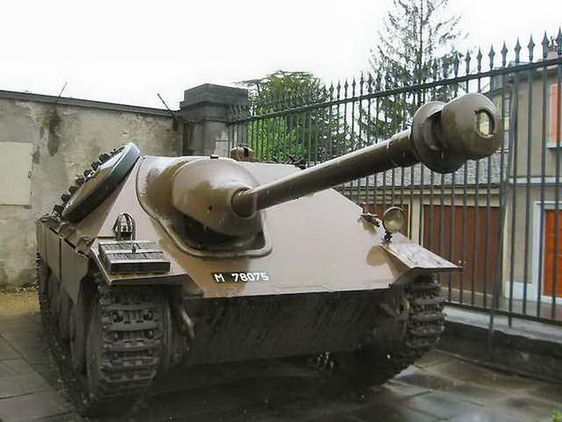 Panzerjaeger G-13 Skoda 11