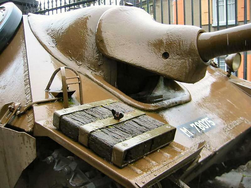 Panzerjaeger G-13 Skoda 2