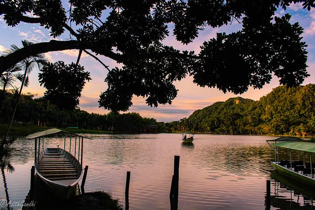 Laguna de los Milagros, Tingo María