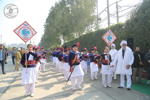 Sant Nirankari Band Unit No.424