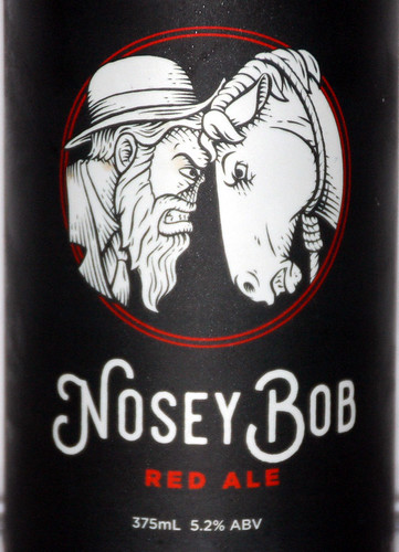 Nosey Bob Red Ale