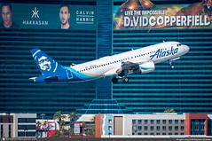 [LAS.2020] #ALASKA.AIRLINES #AIRBUS #A320-214 #N842VA #awp