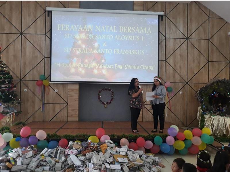Perayaan Natal Bersama 2019