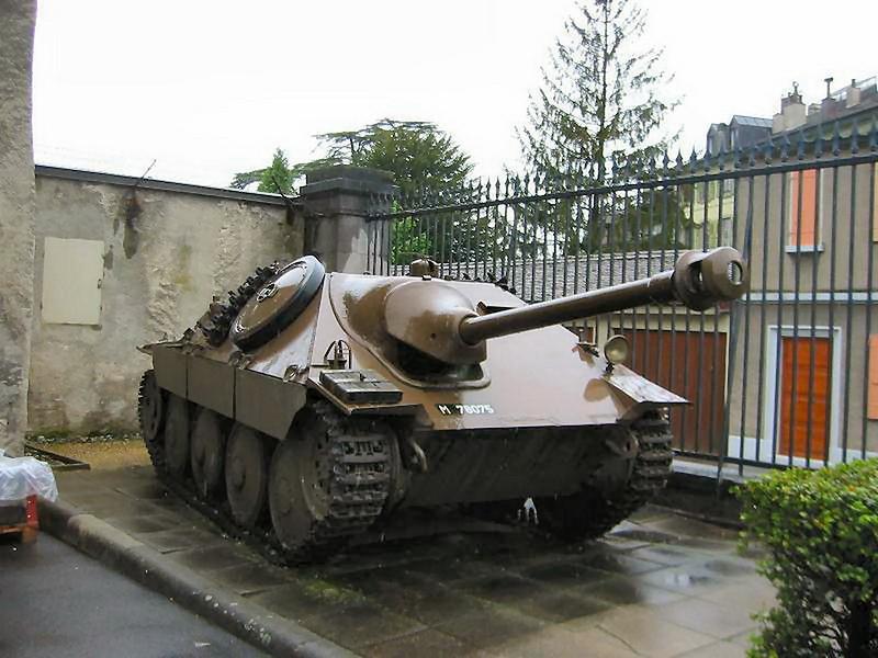 Panzerjaeger G-13 Skoda 1