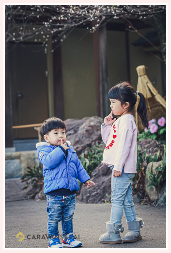 NAGOYA family photographer, Caravanserai, Japan