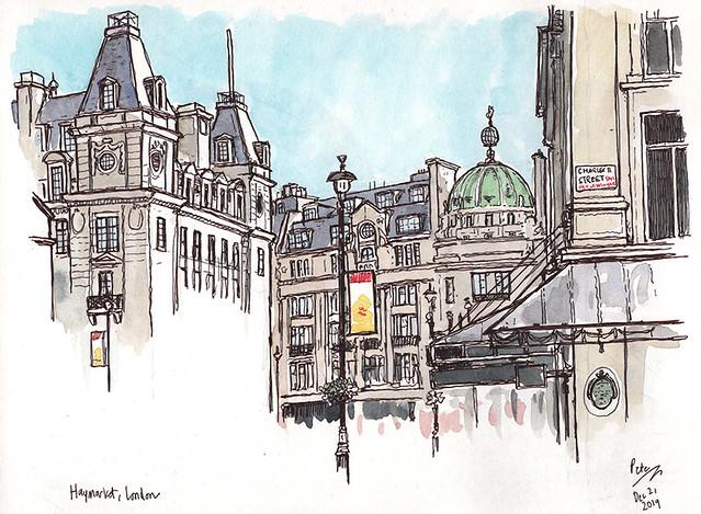Haymarket London