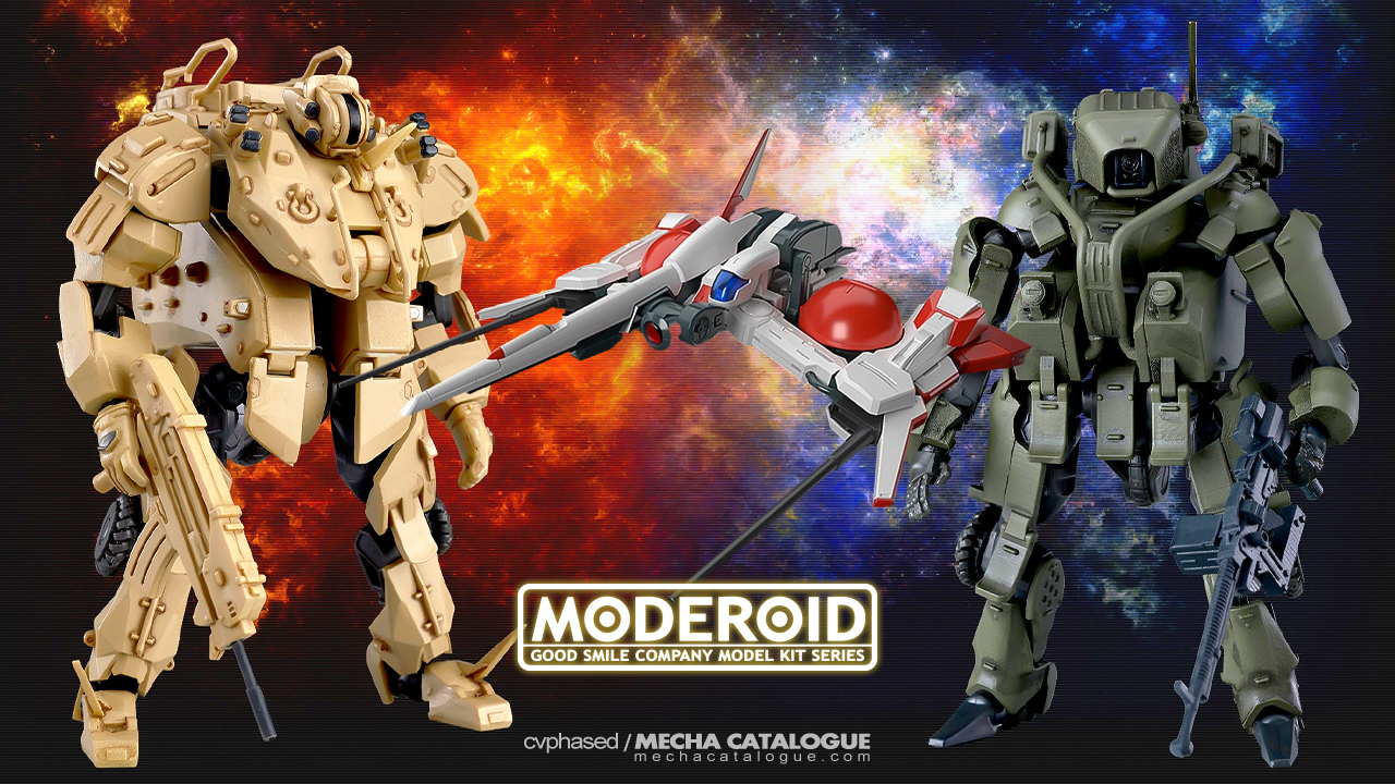New MODEROID Solicitations: January 2020