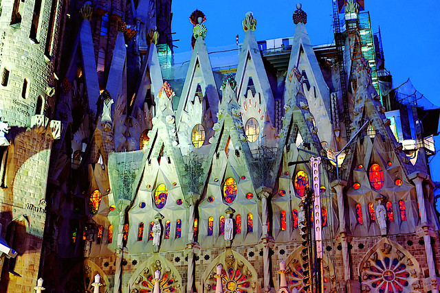 La Sagrada Familia - Windows