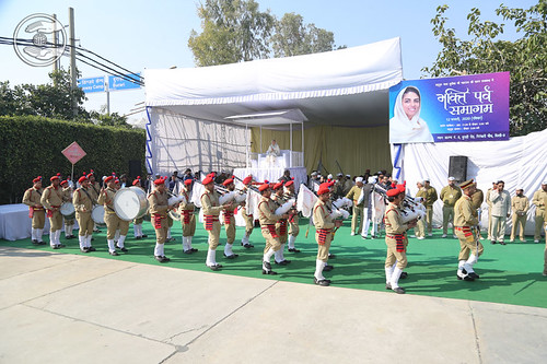 Sant Nirankari Band Unit No.414