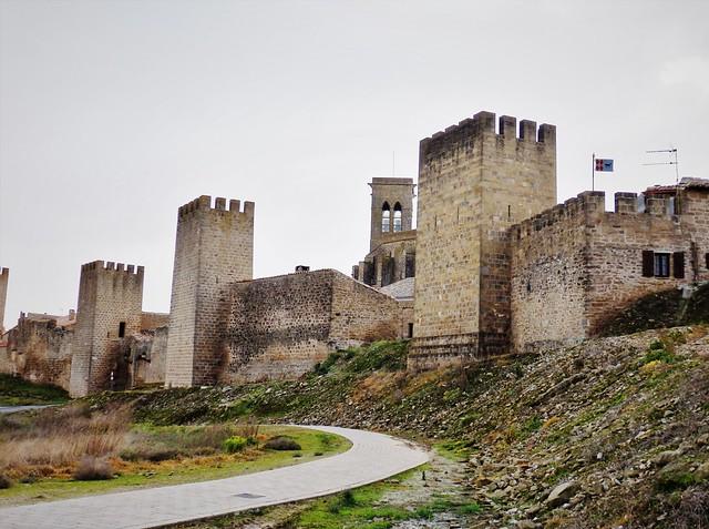 Cerco de Artajona - Navarra
