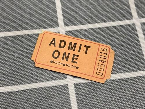 The Movie Ticket
