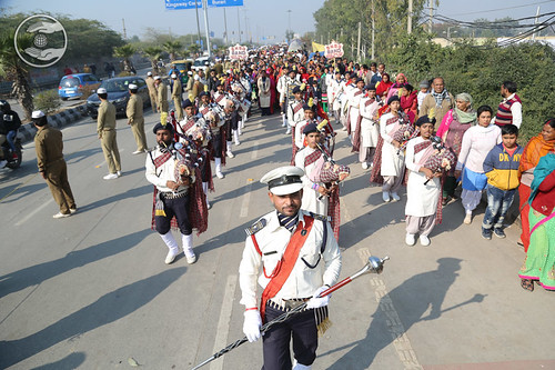 Sant Nirankar Sewadal Band Unit No.421
