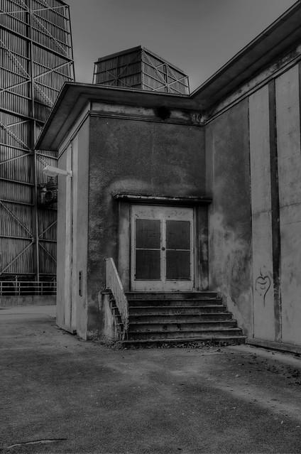 LaPaDu - Tür und Treppe