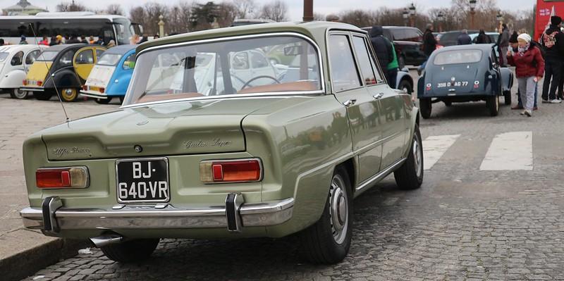 Alfa Romeo Berlina Giulia 1600 Super  tipo 10526  49383450833_1cde52c1e1_c