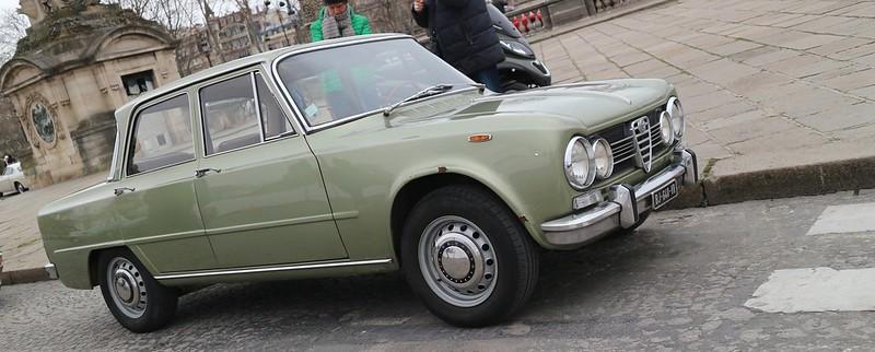 Alfa Romeo Berlina Giulia 1600 Super  tipo 10526  49383450998_cbc7d733f3_c