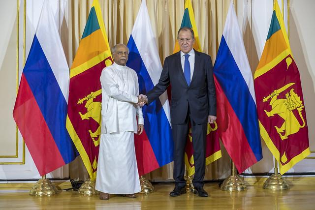 14 января 2020 года Визит в Шри-Ланку | January 14, 2020 Visit to Sri Lanka