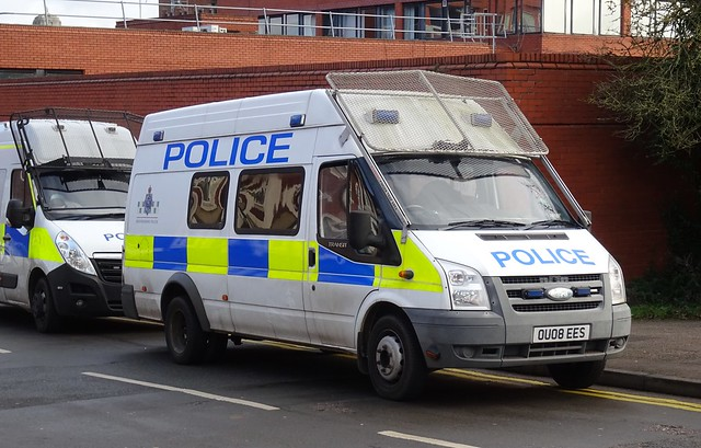 Bedfordshire Police - OUO8 EES
