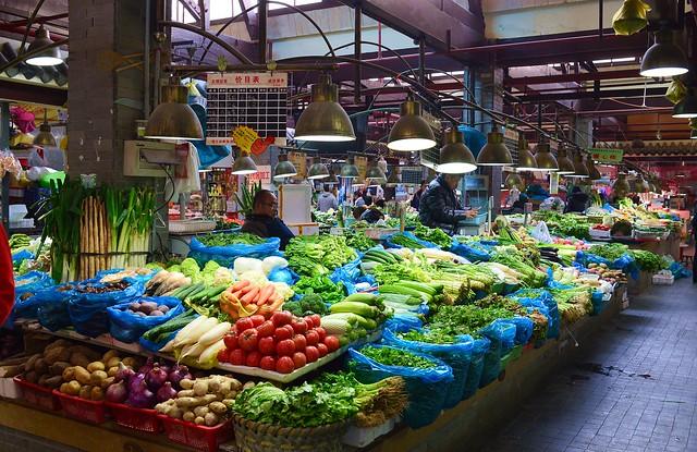 Shanghai - Taikang Foodmarket